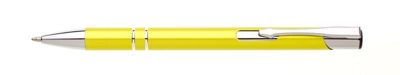 žluté propisky