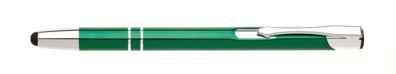 tmava zelena propiska